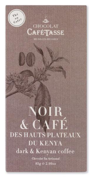 Café-Tasse белгийски шоколад-с кафе Кения